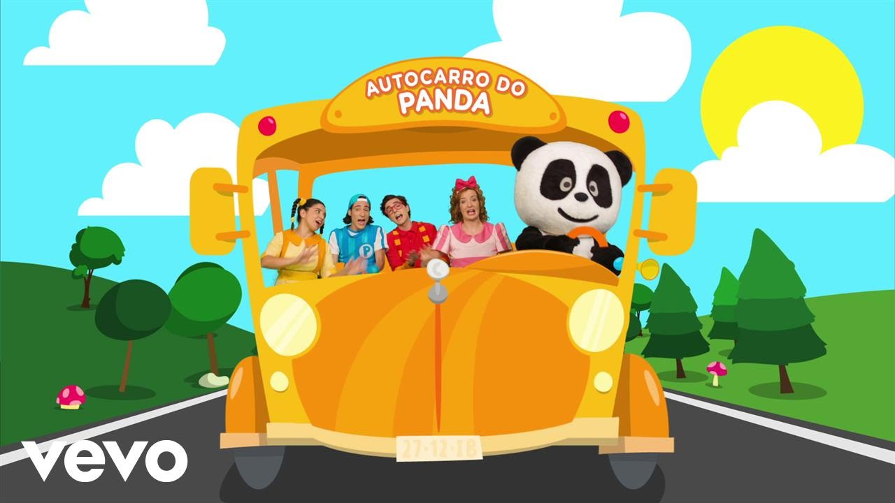Panda E Os Caricas - O Autocarro Do Panda - YouTube