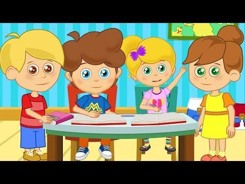 Daha Dün Annemizin şarkısı ve fazlası - Sevimli Dostlar ile Çizgi Film Çocuk Şarkıları 2017