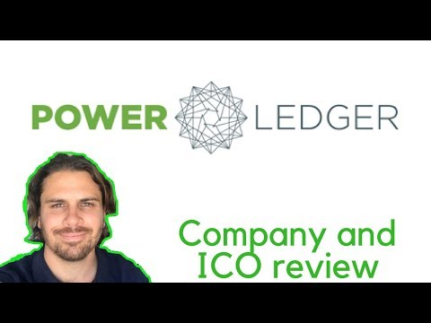 Power Ledger company review and ICO. Should you invest?