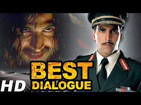 Best Dialogue From  Akshay Kumar  Movies In Ab Tumhare Hawale Watan Sathiyo   Akshay Kumar Dialogues