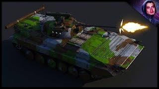 500+ APDS SHELLS PER MINUTE || BMP-2 (War Thunder 1.81 Gameplay)