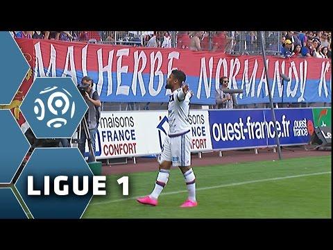 SM Caen - Olympique Lyonnais (0-4)  - Résumé - (SMC - OL) / 2015-16