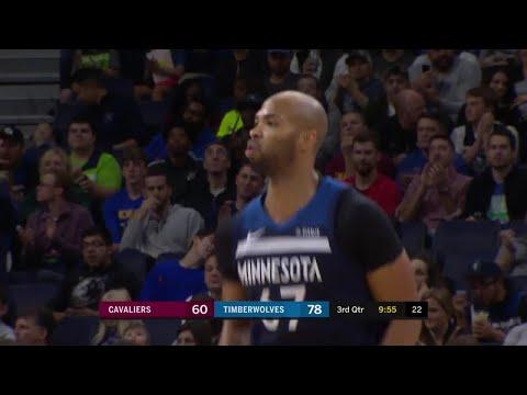 3rd Quarter, One Box Video: Minnesota Timberwolves vs. Cleveland Cavaliers