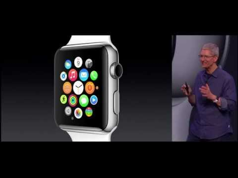 Apple Special Event 2014 - Apple Watch Introduction