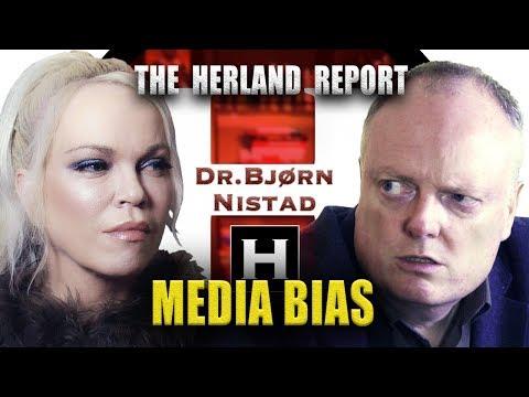 Media, elitenes mikrofonstativ - Bjørn D. Nistad, Herland Report TV (HTV)