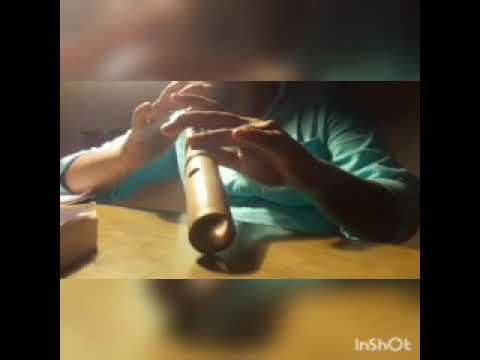 Kisna movie tune (song) on bamboo flute bansuri