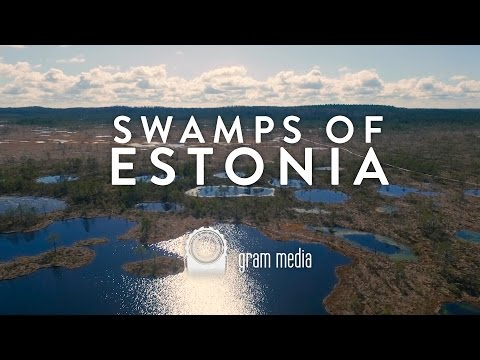 Swamps of Estonia