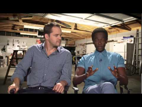 Kyle Bornheimer and Edi Gathegi talk FAMILY TOOLS
