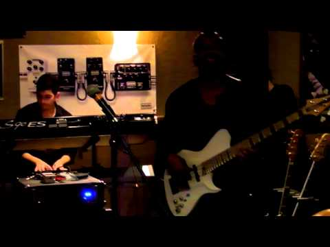 Ethan Farmer at the Bass Bash 2012