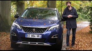 2017 Peugeot 3008 1.6 BlueHDi 120 [ESSAI VIDEO] : que vaut-il en version diesel ?