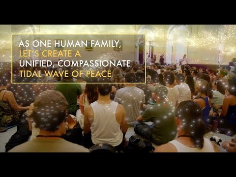 UNIFY: A GLOBAL SYNCHRONIZED MEDITATION FOR WORLD PEACE | Tony Robbins