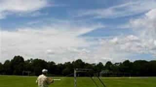 Gnat zip launch glider.
