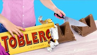 8 DIY Giant Candy vs Miniature Candy / Funny Pranks!