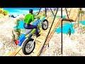 Bike Games - Tricky Mini Motorbike Racing : Trail Stunt Rider - Gameplay Android free games