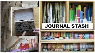 Bullet journal stash 2019 | Siees