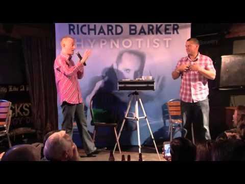 Jonathan Royle Mentalism Show Florida 2013 Warm Up for Richard Barker Incredible Hypnotist