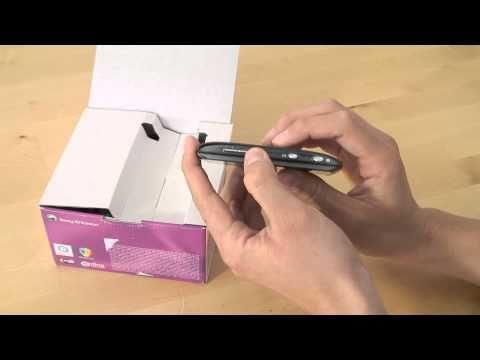Sony-Ericsson Vivaz Pro Test Erster Eindruck