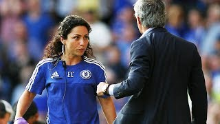 Eva Carneiro: the Chelsea's doctor destroyed by Mourinho - Oh My Goal