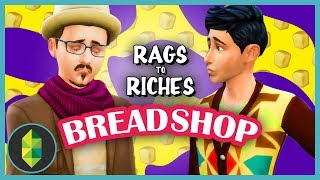 FIRST CUSTOMERS! - 🍞 Rags to Riches (Part 2)