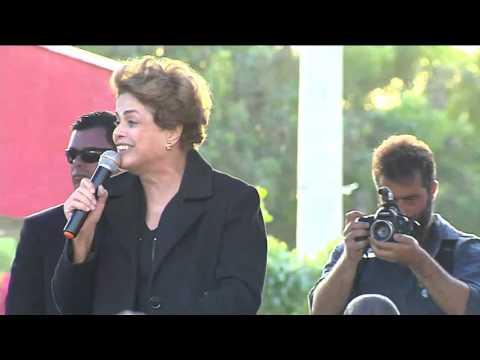 Dilma em SP vai a ato por Minha Casa Minha Vida