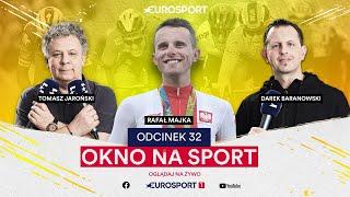 #32 - Rafał Majka, kolarz Bora-Hansgrohe, brązowy medalista olimpijski.