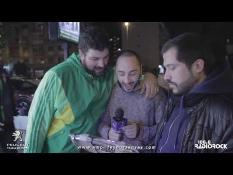 Peugeot Karaoke Rock Car 2016 - Alessandro Alleia, Marco Bonelli