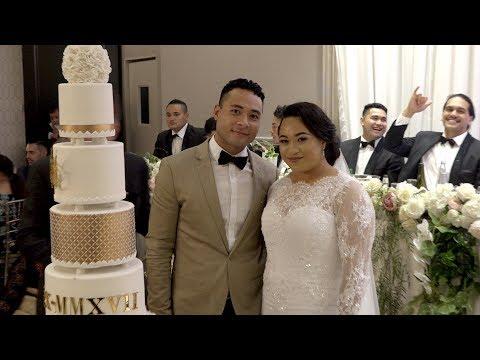 Mr & Mrs Sione & 'Ilafehi Sevele - Wedding Celebration