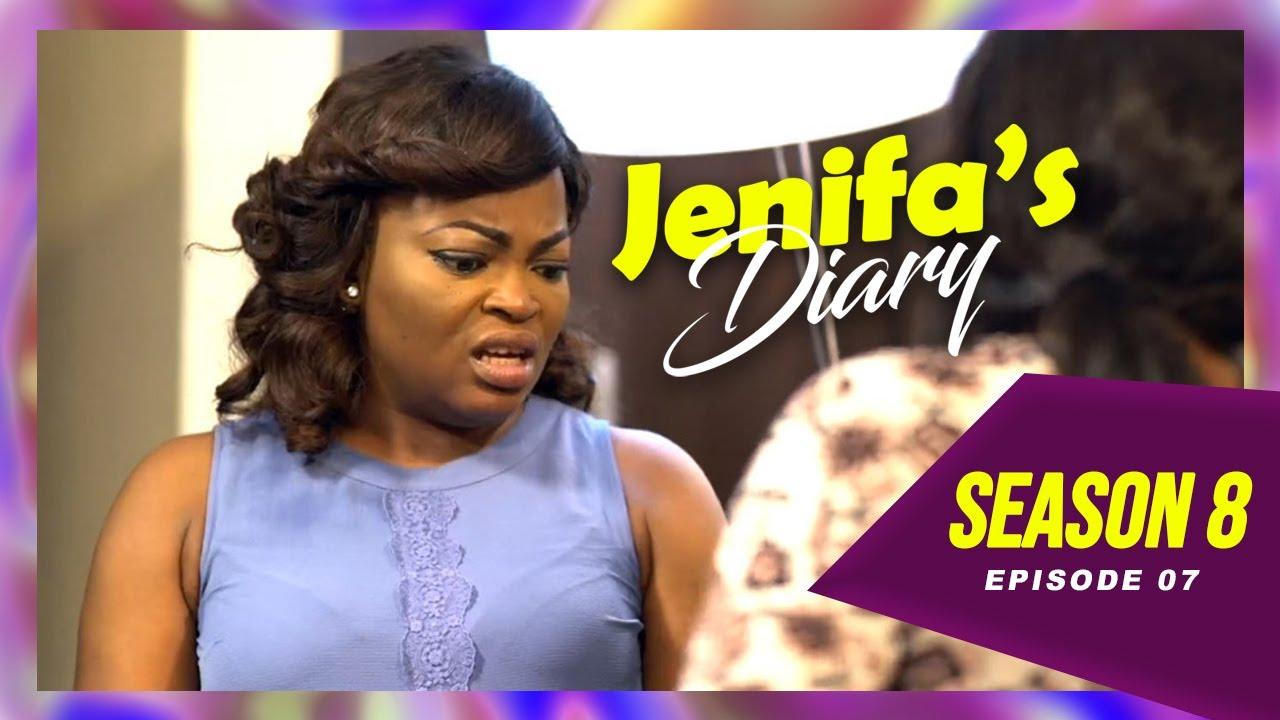 Download Jenifa's Diary S8EP7 -  Baby Sitter | ( JENIFA In LONDON)