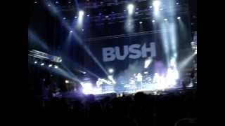 Bush - Come Together - Frequency 2012