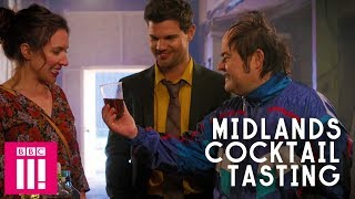 Celebrity Themed Cocktails For The Midlands | Cuckoo Series 4