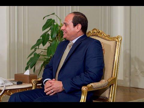 أخبار عربية | السيسي: #مصر مع وحدة #العراق وسلامته الإقليمية  - نشر قبل 1 ساعة