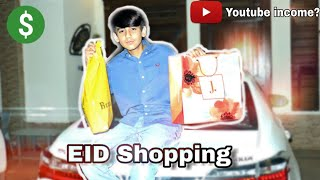 Gambar cover Finally done EID Shopping | From Youtube Income!!? | Pros Lab