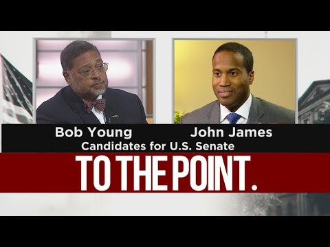 To The Point: GOP candidates for U.S. Senate