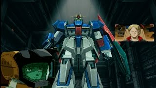 (PS2) Gundam Vs. Zeta Gundam - Zeta Gundam | Arcade Run