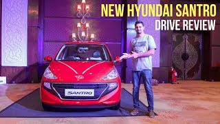 2018 New Hyundai Santro Drive Review - First Impression