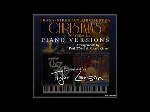 Midnight Christmas Eve / TSO Christmas Collection / Piano Versions mp3