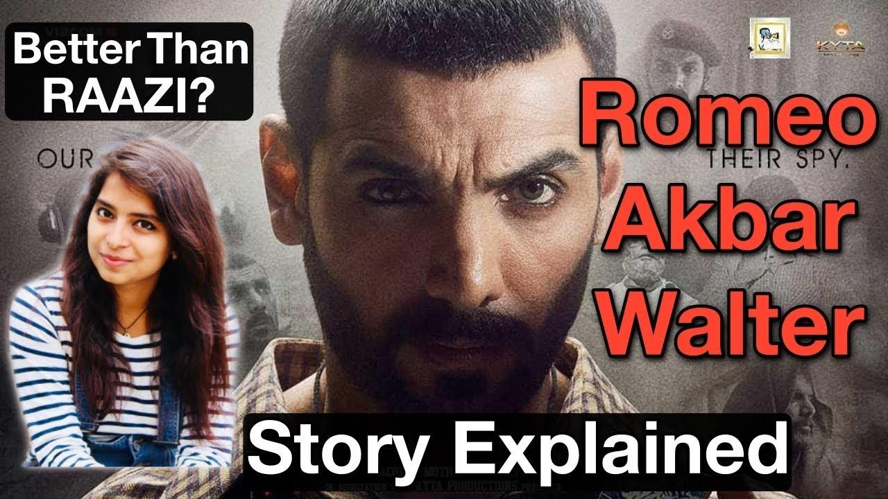 Download Romeo Akbar Walter Review | Romeo Akbar Walter Story