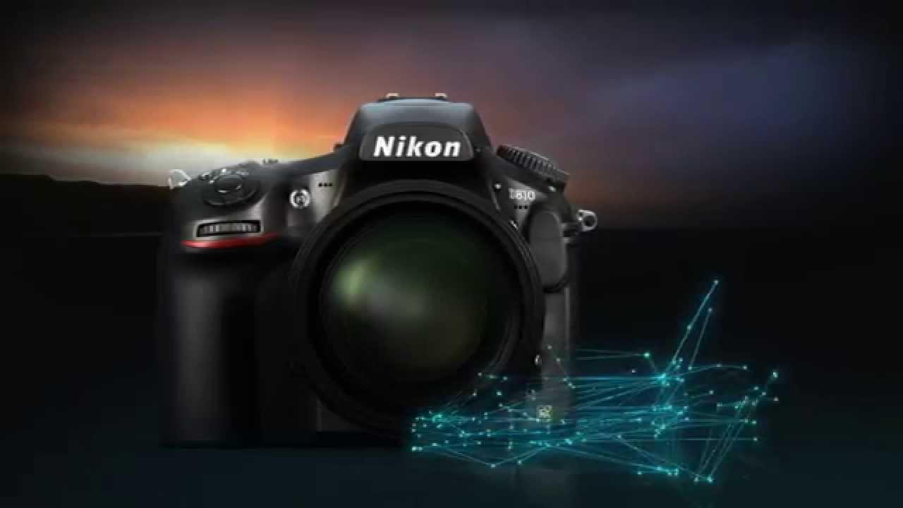 Hd Video Camera Wallpaper Nikon D810 Product Tour Youtube