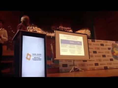 Conferencia de Jens Qvortrup en el V Congreso Mundial sobre Infancia
