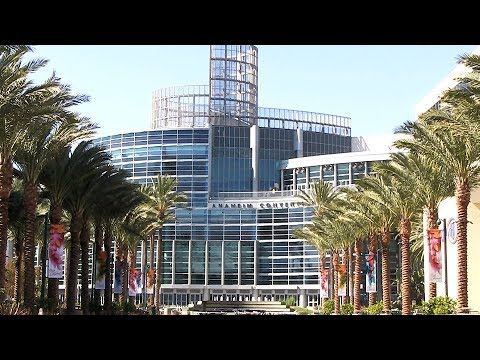Make plans now to join us in Anaheim 14-19 October 2018