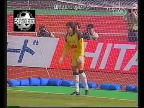 Colo Colo  vs Cruzeiro Final Recopa Sudamericana 1991 Kobe, Japon FUTBOL RETRO TV