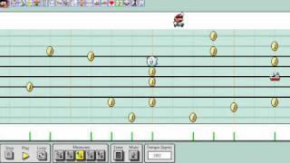 Mega Man X5: Chosen Path (Staff Roll) on Advanced Mario Sequencer