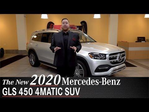 [Review] All-New 2020 Mercedes-Benz GLS 450 SUV | Minneapolis Minnetonka Wayzata, MN