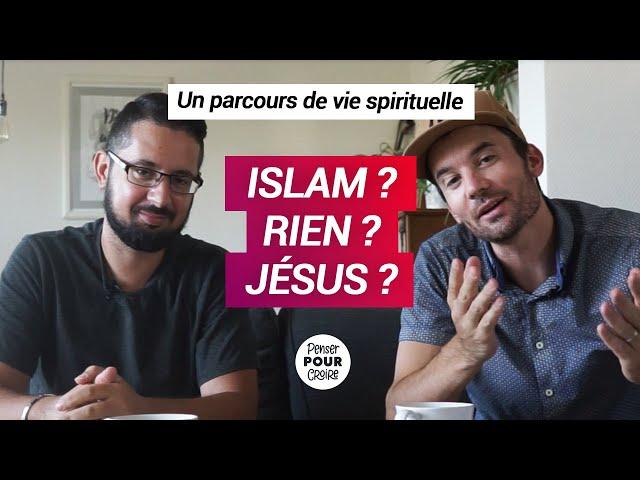 Parcours de vie spirituelle de Rico : entre l'islam et Jésus-Christ | Podcast Penser pour Croire
