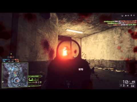 Battlefield 4 - DBV-12 - New Shotgun Values - Patch Day