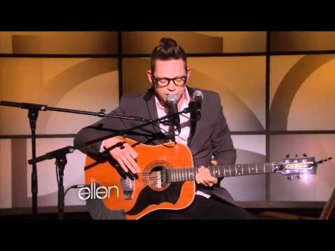 Bernhoft Performs 'C'mon Talk' at Ellen Show