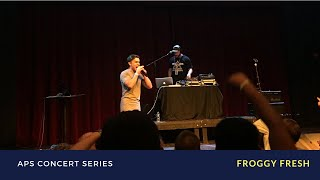 Froggy Fresh First Ever Live Show in Charlotte, NC | April 29, 2017