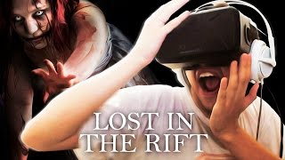 The Lost Valley | LIKE JURASSIC PARK BOAT RIDE (Oculus Rift)
