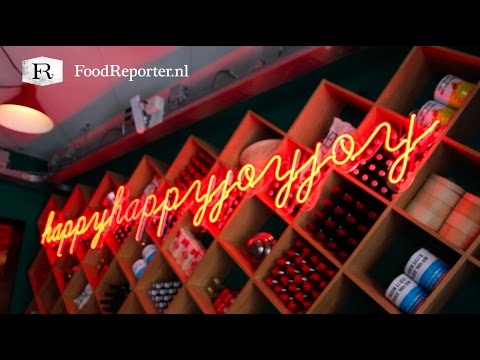 Happyhappyjoyjoy: hotspot in Amsterdam-West