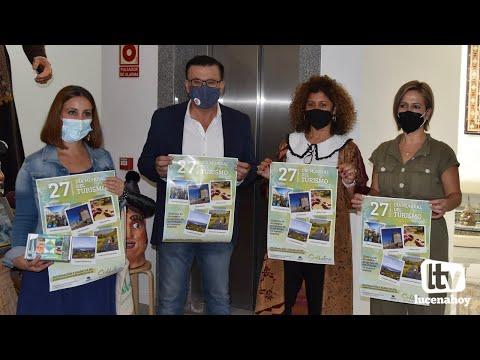 VÍDEO: La Subbética presenta su programa de actividades con motivo del día Mundial del Turismo